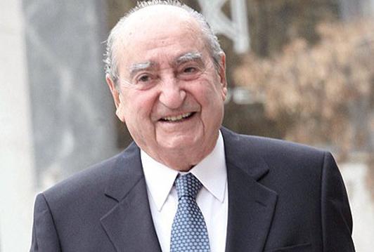Απεβίωσε τα ξημερώματα ο Κωνσταντίνος Μητσοτάκης.
