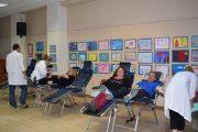 Αυξημένη προσέλευση στην Εθελοντική Αιμοδοσία της Κοινωνικής Υπηρεσίας Δήμου Γαλατσίου