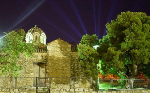 Πανσέληνος Αυγούστου 2017: Ξενάγηση και συναυλία στο βυζαντινό ναό της Ομορφοκκλησιάς στο Δήμο Γαλατσίου