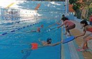 Ολοκληρώθηκε το σεμινάριο Ναυαγοσωστικής στο Κολυμβητήριο του Άλσους Βεΐκου Γαλατσίου