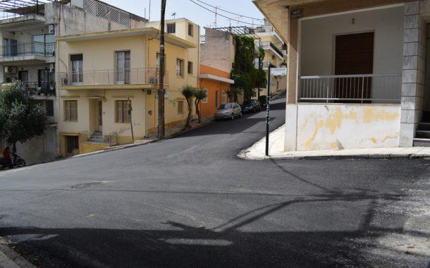 Ξεκίνησαν οι εργασίες σε δρόμους του Δήμου Γαλατσίου