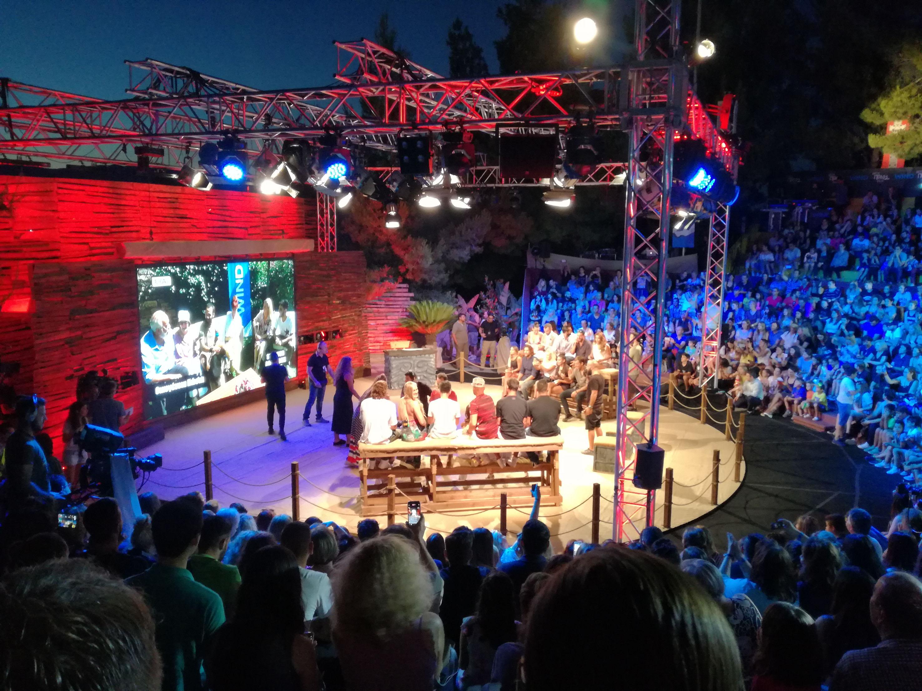 Ντάνος vs Μάριος σήμερα στον τελικό του survivor στο Άλσος Βεΐκου στο Γαλάτσι. Τι έγινε χθες!