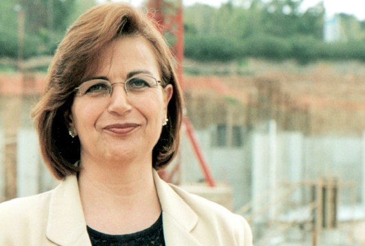 Σπηλιοπούλου - Χρυσάγη Κωνσταντίνα Αντιδήμαρχος Κοινωνικών Υπηρεσιών