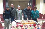 Κοπή Πίτας των Εθελοντών Γαλατσίου