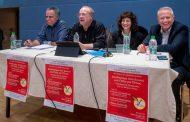 Eκδήλωση της δημοτικής παράταξης «Γαλάτσι Από Κοινού»