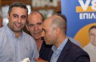 Στο Γαλάτσι συνέχισε την πορεία νίκης ο υπ. Βουλευτής της ΝΔ στον Βόρειο Τομέα της Β' Αθηνών, Σάκης Ιωαννίδης