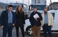 Ετήσια συνάντηση στη Γένοβα για το έργο CAT4HEAVY (LIFE17) του Δήμου Γαλατσίου