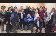 Κοπή πίτας εθελοντριών και εθελοντών της Διεύθυνσης Κοινωνικής Πολιτικής & Υγείας