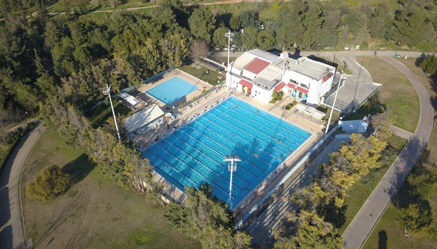 Ολοκληρώνονται τον Δεκέμβριο οι εργασίες στο Κολυμβητήριο  του Άλσους Βεΐκου