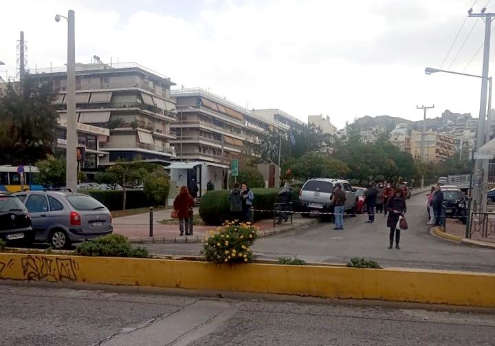 Ξεκίνησαν τα rapid test στο Μνημείο Εθνικής Αντίστασης