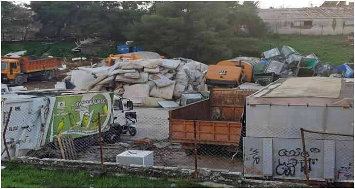 Για την δημιουργία σταθμού μεταφόρτωσης απορριμμάτων (ΣΜΑ)  στον Δήμο Γαλατσίου