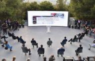 Στο Ανοιχτό Θέατρο Άλσους Βεΐκου «έπεσαν» οι υπογραφές για τη Γραμμή 4 του Μετρό